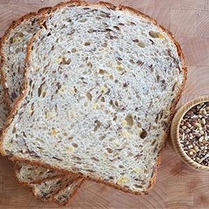 EDME - Multigrain bread - Health and wellbeing