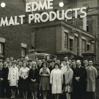 EDME - Malt Products - History