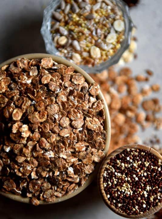 EDME - About - Flakes, Blends & Mixes