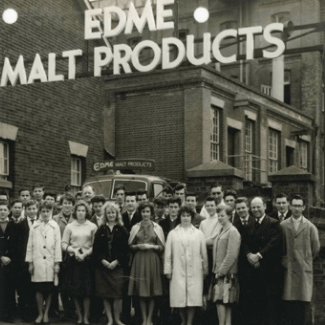 EDME - Malt Products - History