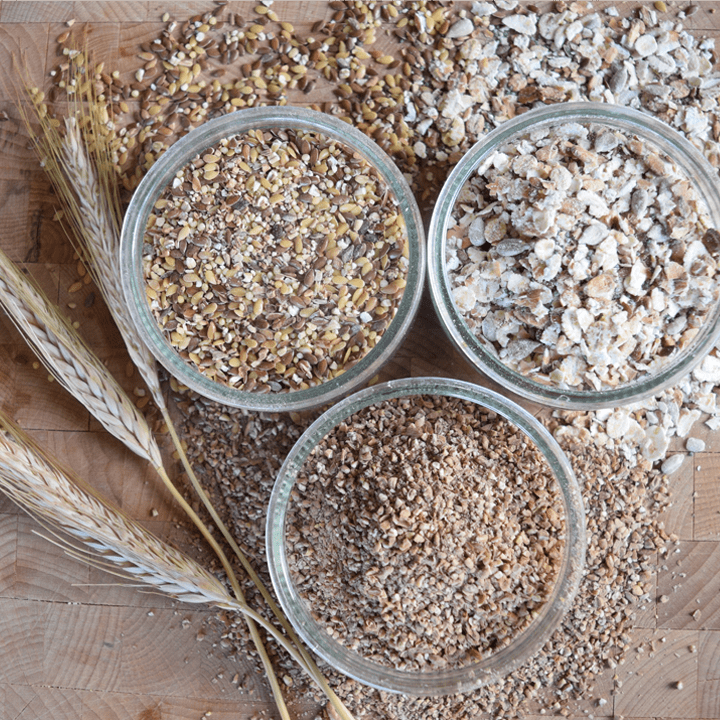 EDME - Health & Wellbeing - three blends and barley