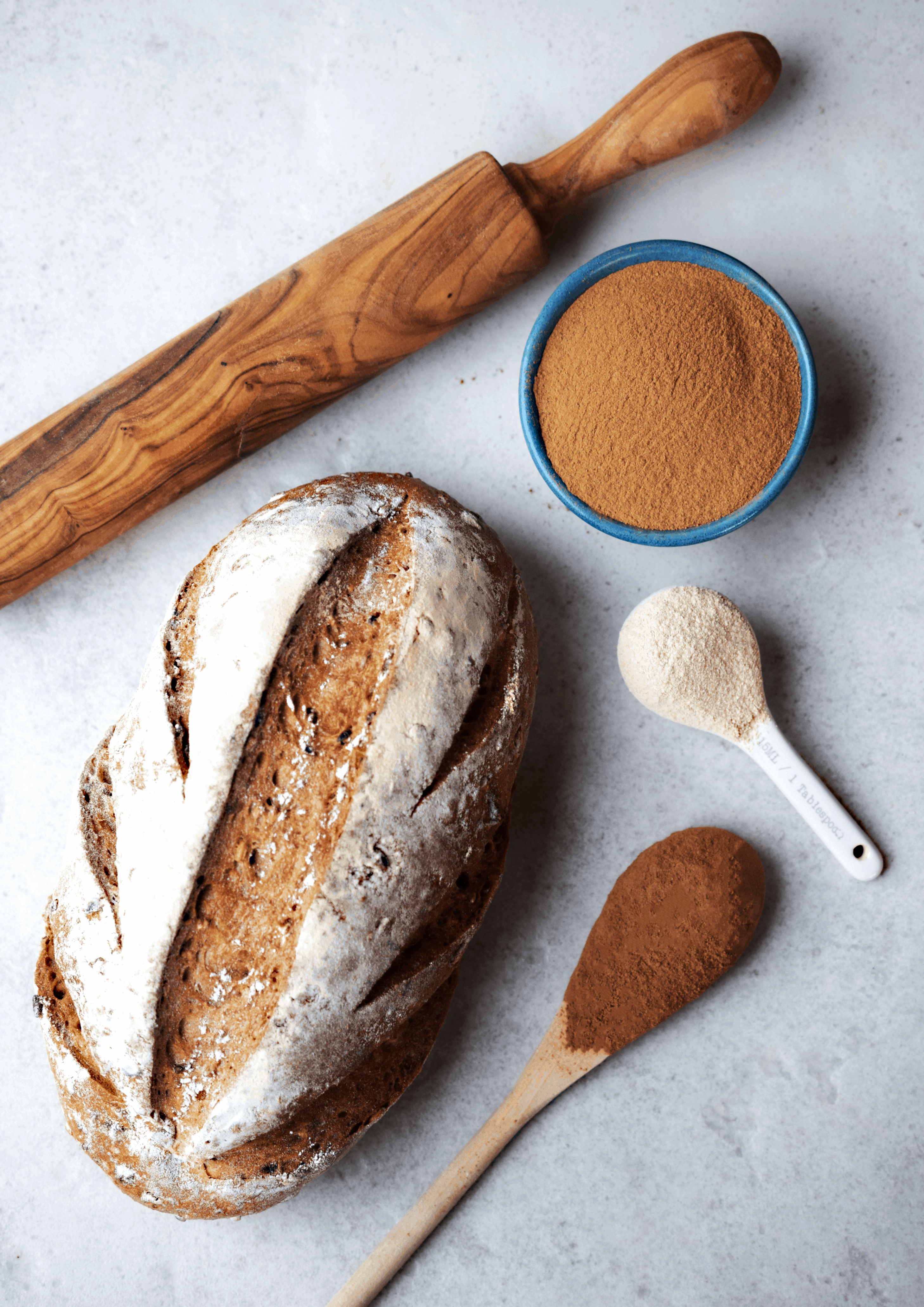 EDME malted rye flours and bread