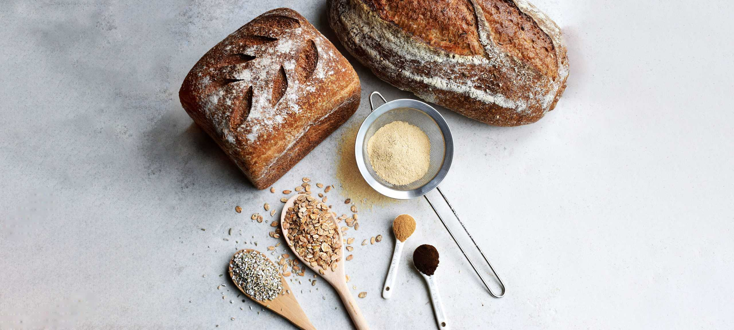 EDME malted ingredients for artisan breads extended